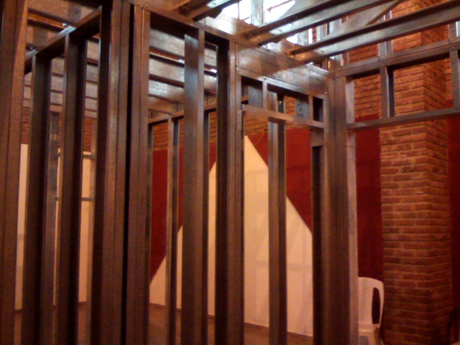 Capacitación Steel Framing (8 al 10 de Agosto) (Casa Central)